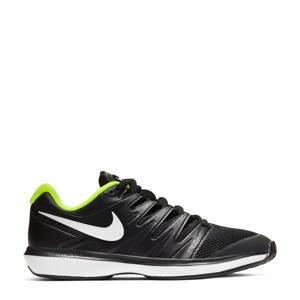 tennisschoenen zwart/wit/geel