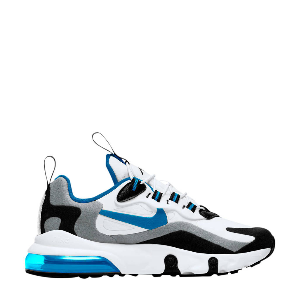 Nike Air Max 270 RT (PS) sneakers wit/blauw/grijs, Wit/blauw/grijs