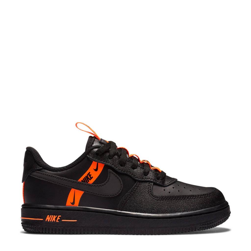 Nike   sneakers zwart/oranje, Zwart/oranje