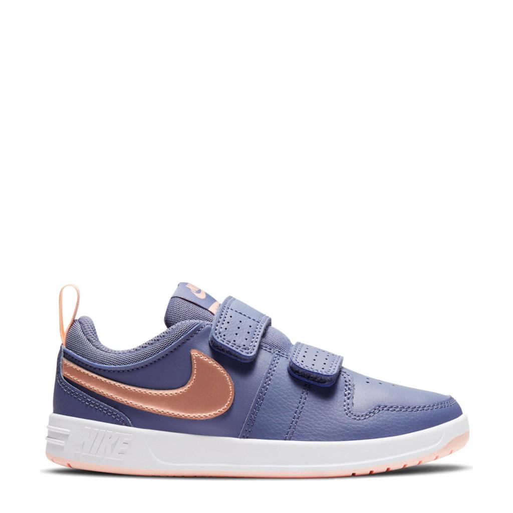 Nike Pico 5  sneakers blauw/koper, Blauw/Koper
