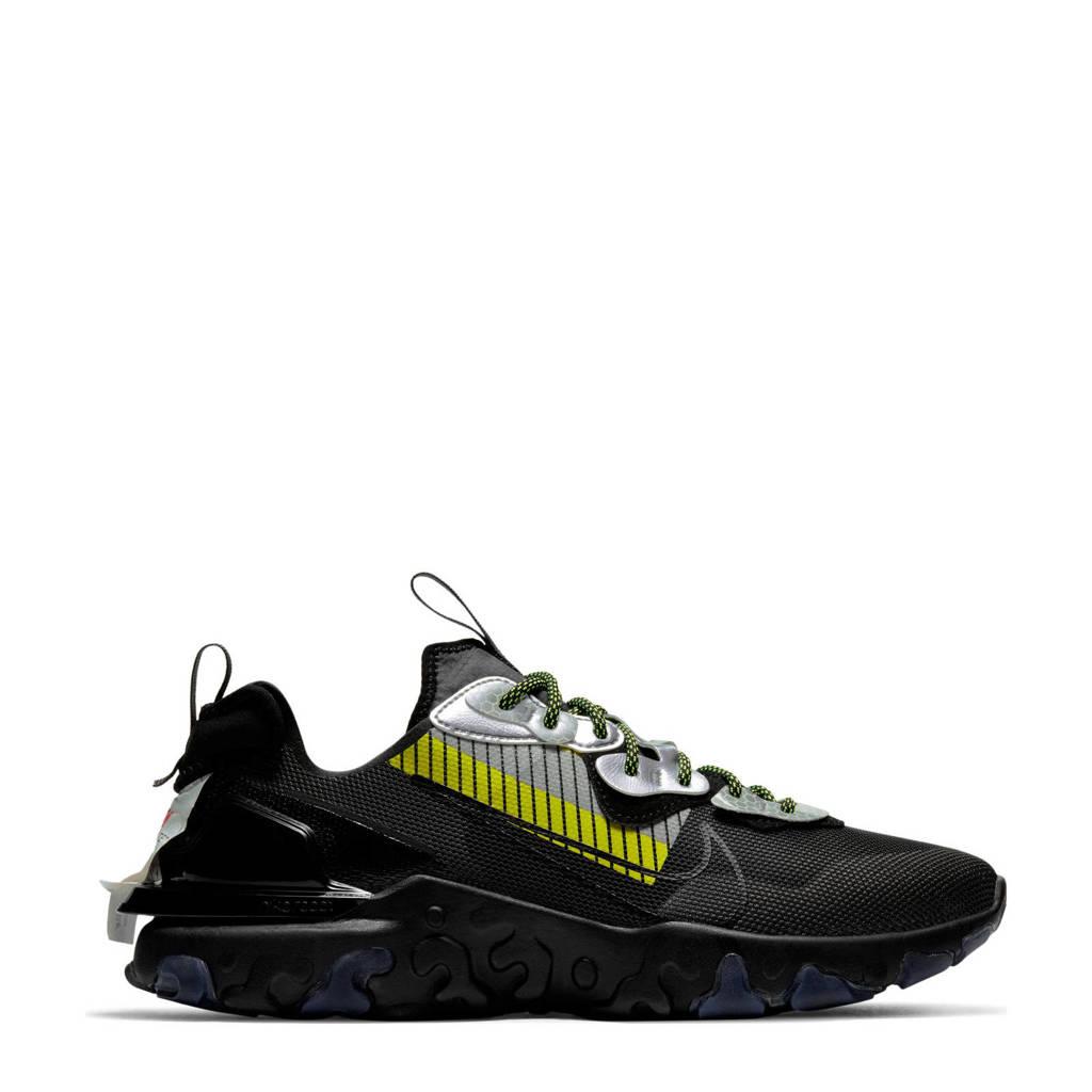 Nike React Vision Premium 3M sneakers antraciet/zwart/geel, antraciet/zwart/bee