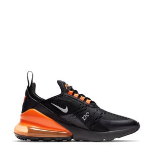 Air Max 270 RT (PS) sneakers zwart/zilver/oranje