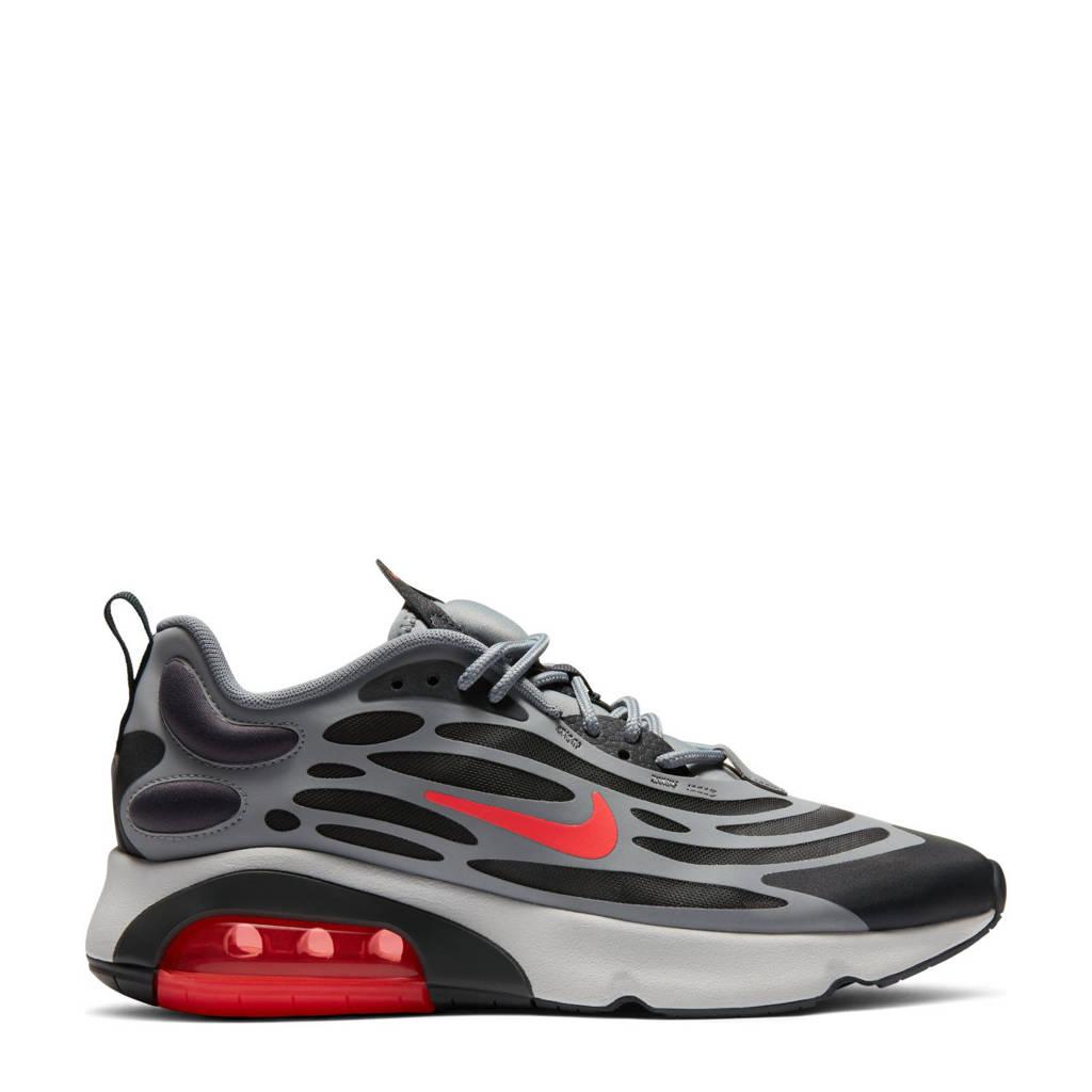 Nike Air Max Exosense sneakers antraciet/rood/grijs, Grijs/rood/antraciet