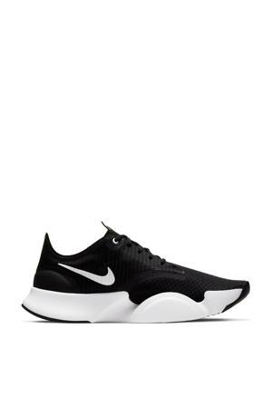 SuperRep Go  sportschoenen zwart/wit