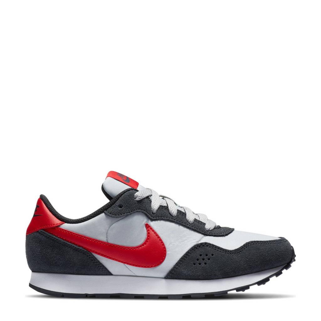 Nike MD Valiant (GS) sneakers grijs/rood/antraciet, Grijs/rood/antraciet