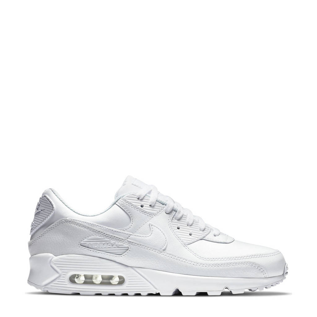 Nike Air Max 90 Ltr leren sneakers wit, Wit