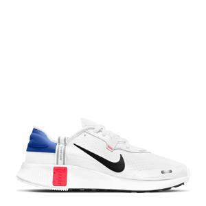 Reposto  sneakers wit/zwart/blauw/rood