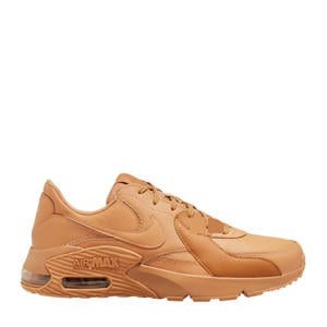 Air Max Excee Leather sneakers camel