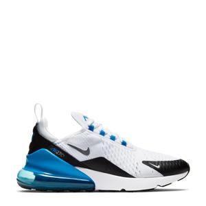 Air Max 270 sneakers wit/blauw/zwart