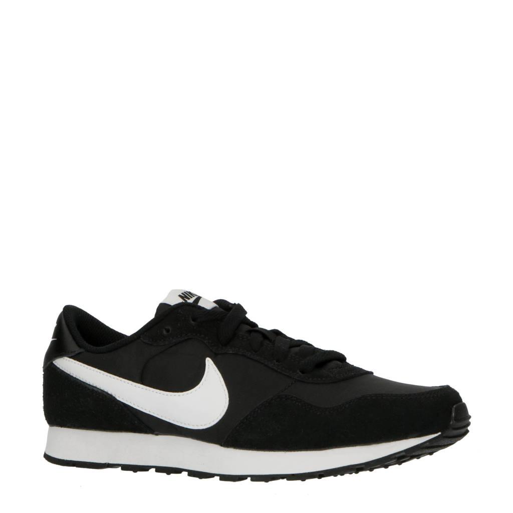 Nike MD Valiant (GS) sneakers zwart/wit, Zwart/wit
