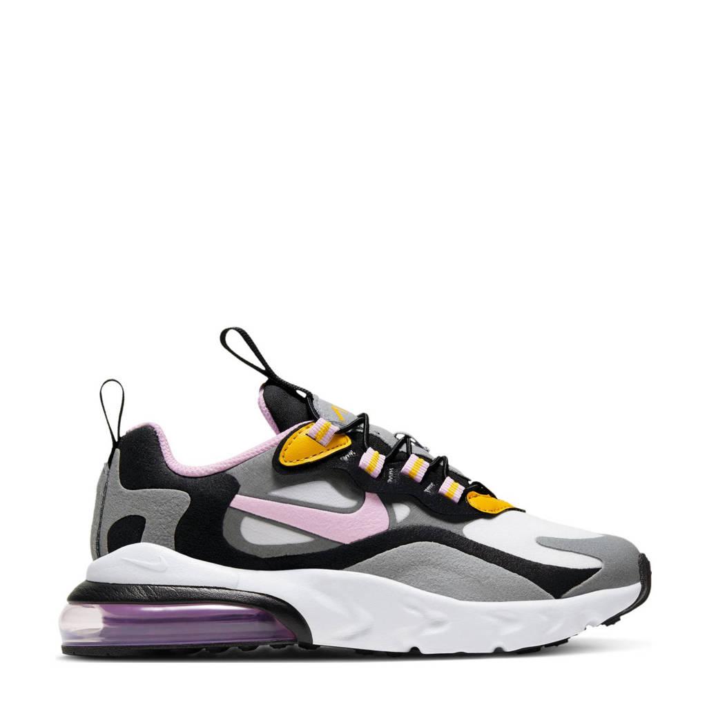 Nike Air Max 270 RT (PS) sneakers grijs/oker/roze, Grijs/oker/roze