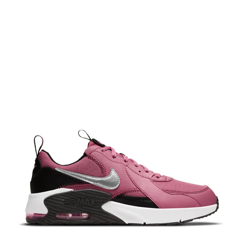 Nike Air Max Excee SE (GS) sneakers roze/zilver/zwart, Roze/zilver/zwart