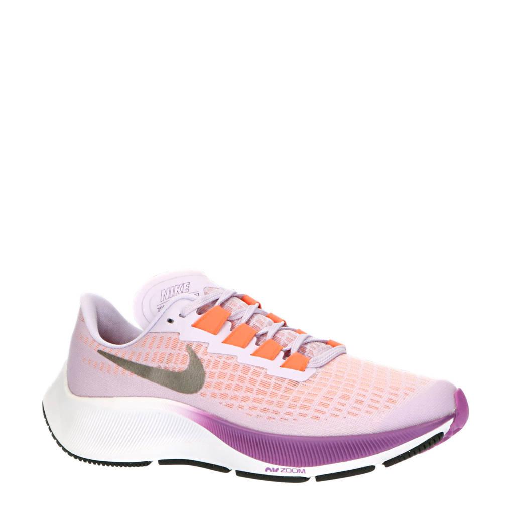 Nike Air Zoom Pegasus 37 (GS) sneakers grijs/zilver, Grijs/zilver