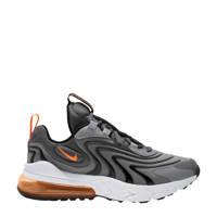 Nike Air Max 270 React ENG sneakers grijs/oranje, Grijs/oranje