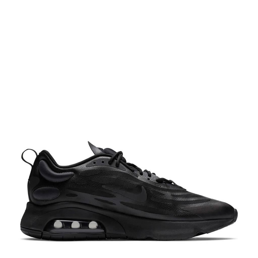 Nike Air Max Exosense sneakers zwart, Zwart