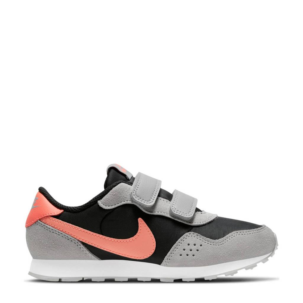 Nike MD Valiant (PSV) sneakers zwart/roze/grijs, Grijs/roze/zwart