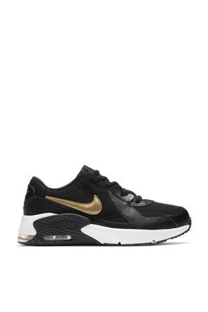 Air Max Excee (PS) sneakers zwart/goud/wit