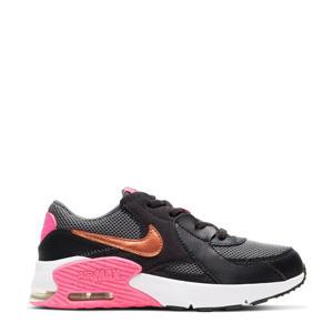 Air Max Excee (PS) sneakers zwart/koper/roze
