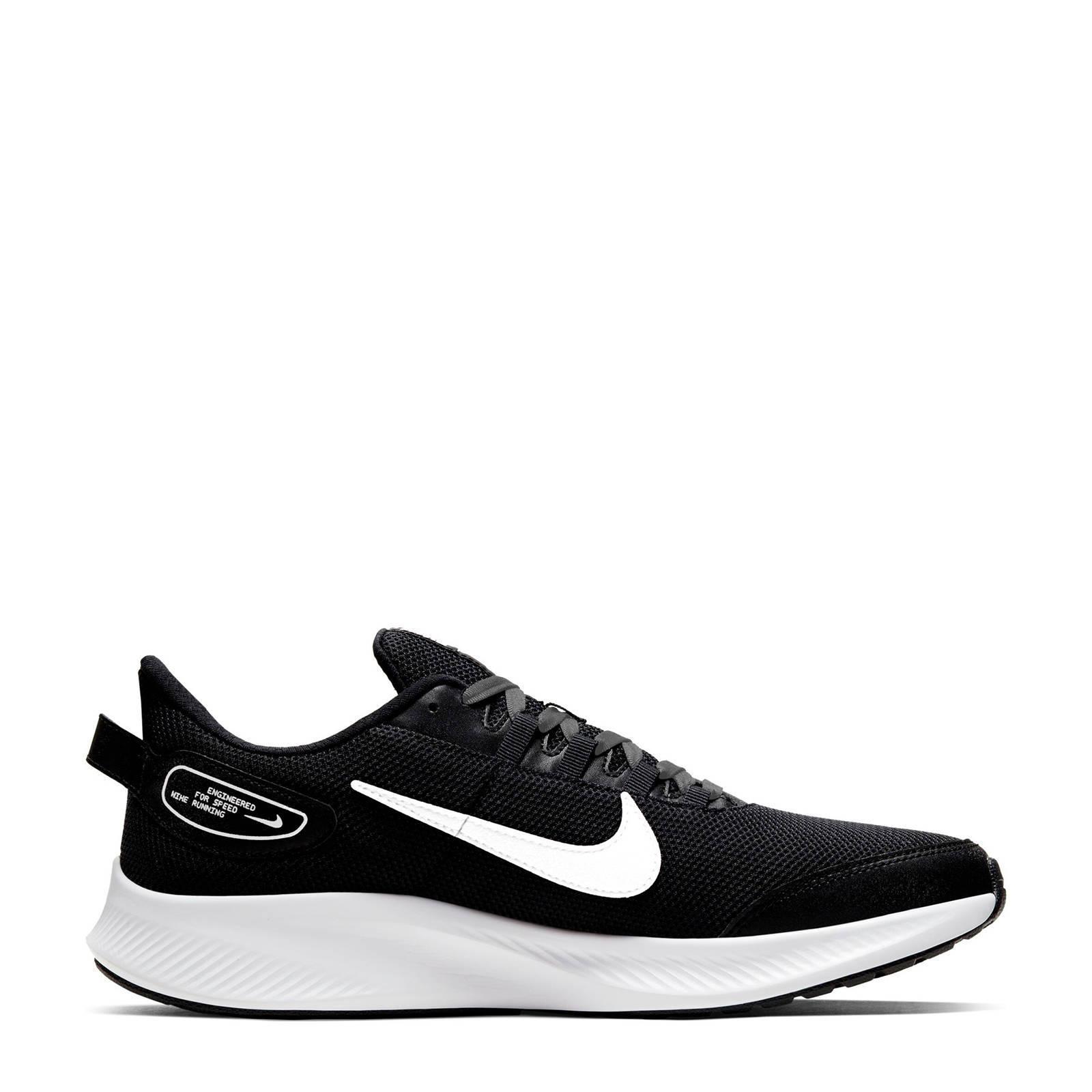 Nike Run All Day 2 hardloopschoenen zwart/wit/grijs online kopen