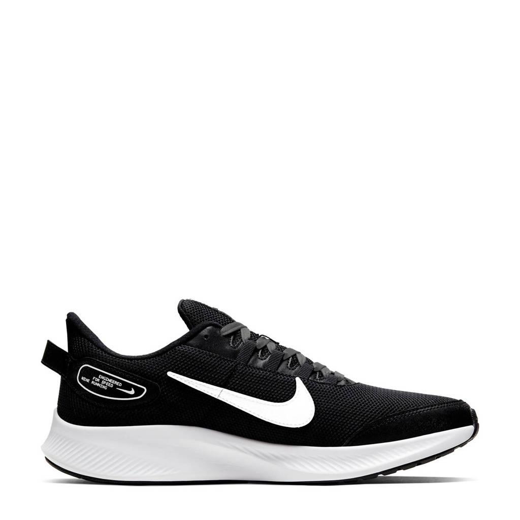 Nike Run All Day 2 hardloopschoenen zwart/wit/grijs, Zwart/wit/grijs