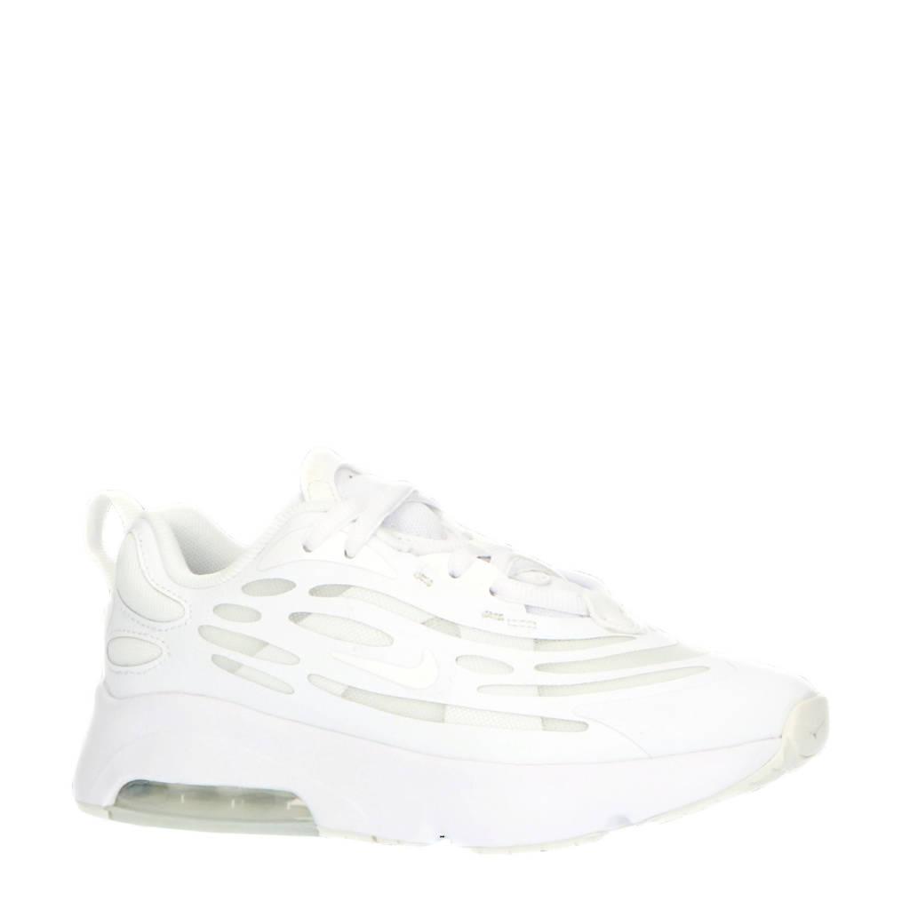 Nike Air Max Exosense sneakers wit, Wit