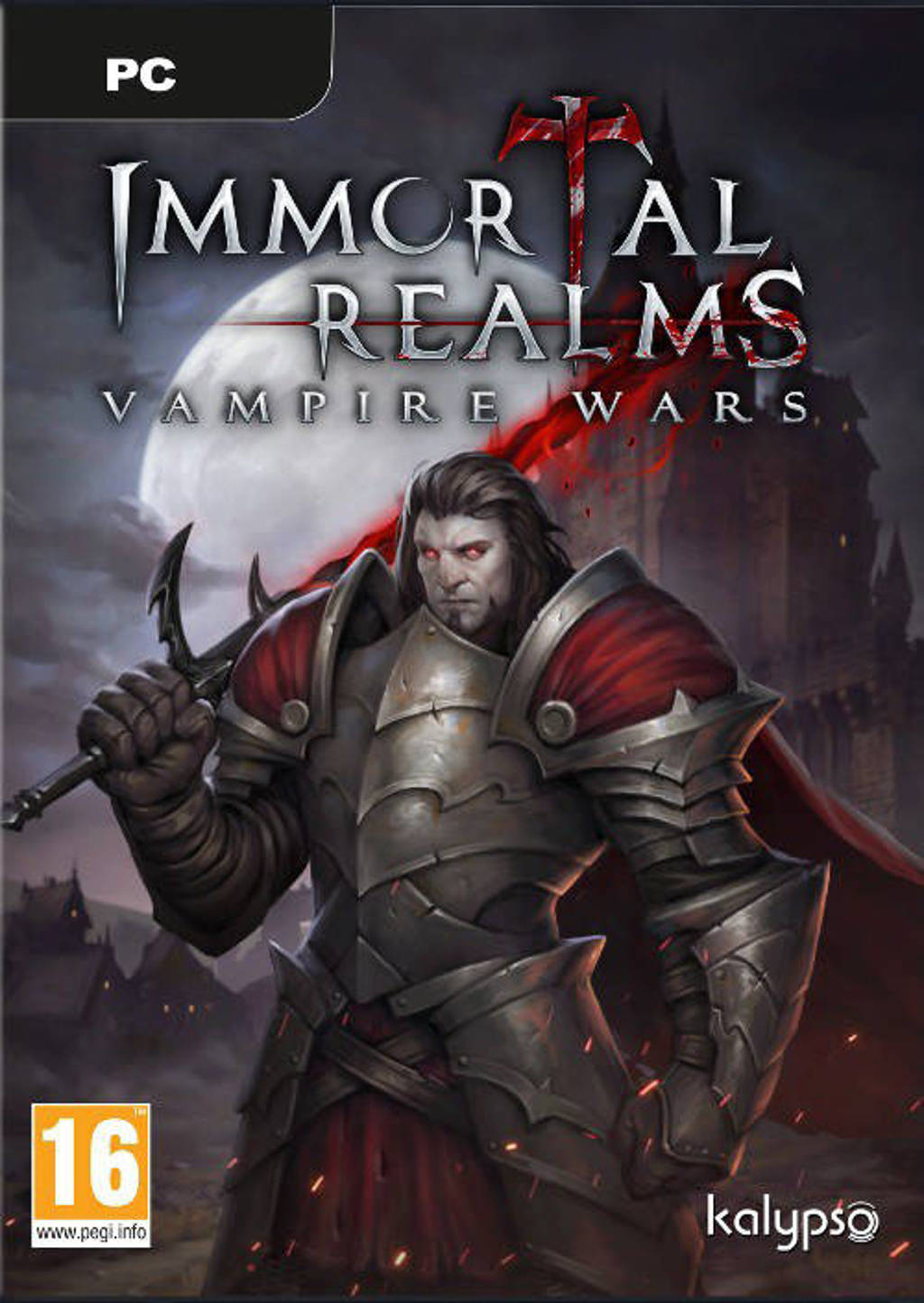 Immortal realms - Vampire wars (PC)