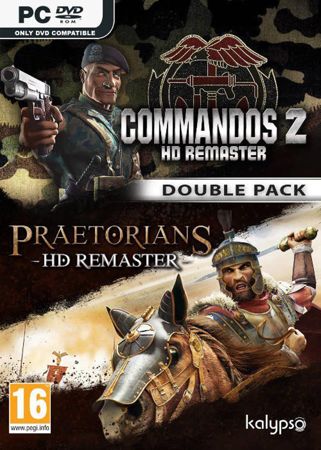 Commandos 2 & praetorians - HD Remaster double pack (PC)