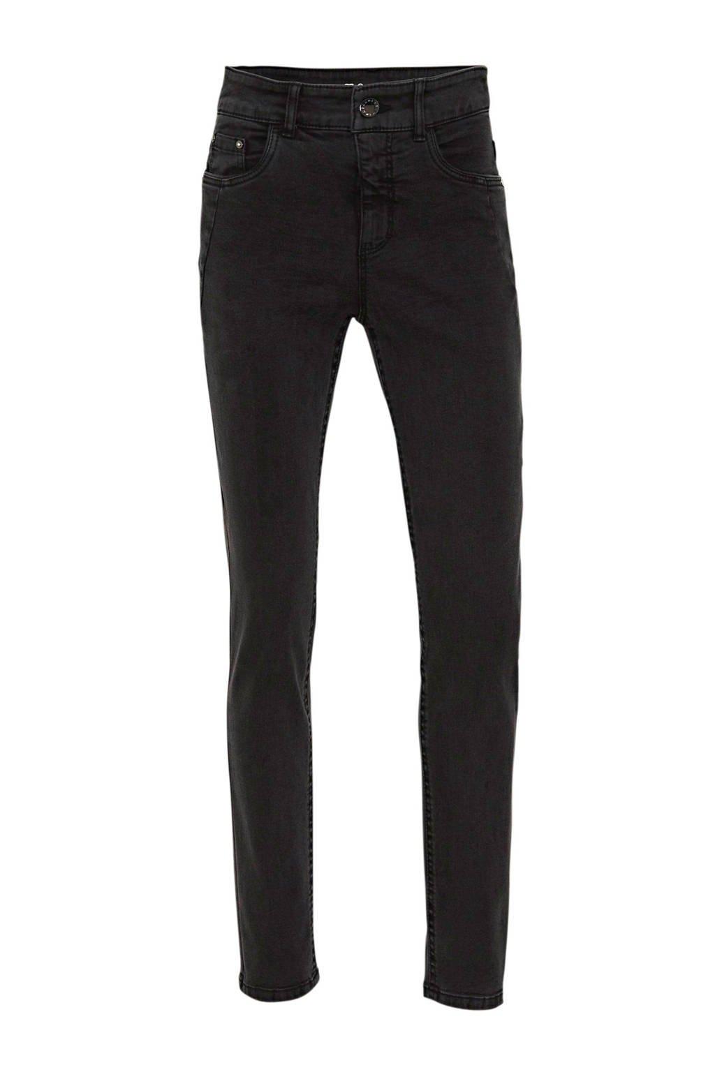 C&A skinny jeans antraciet, Antraciet