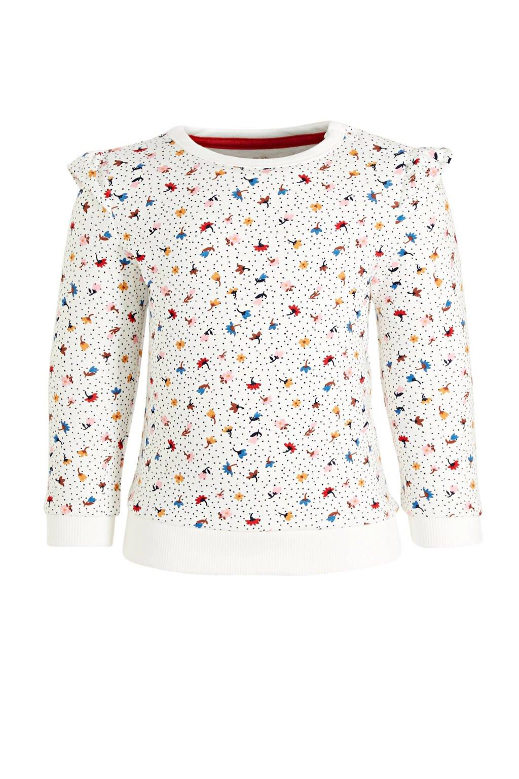 C&A Baby Club sweater met biologisch katoen ecru, Ecru