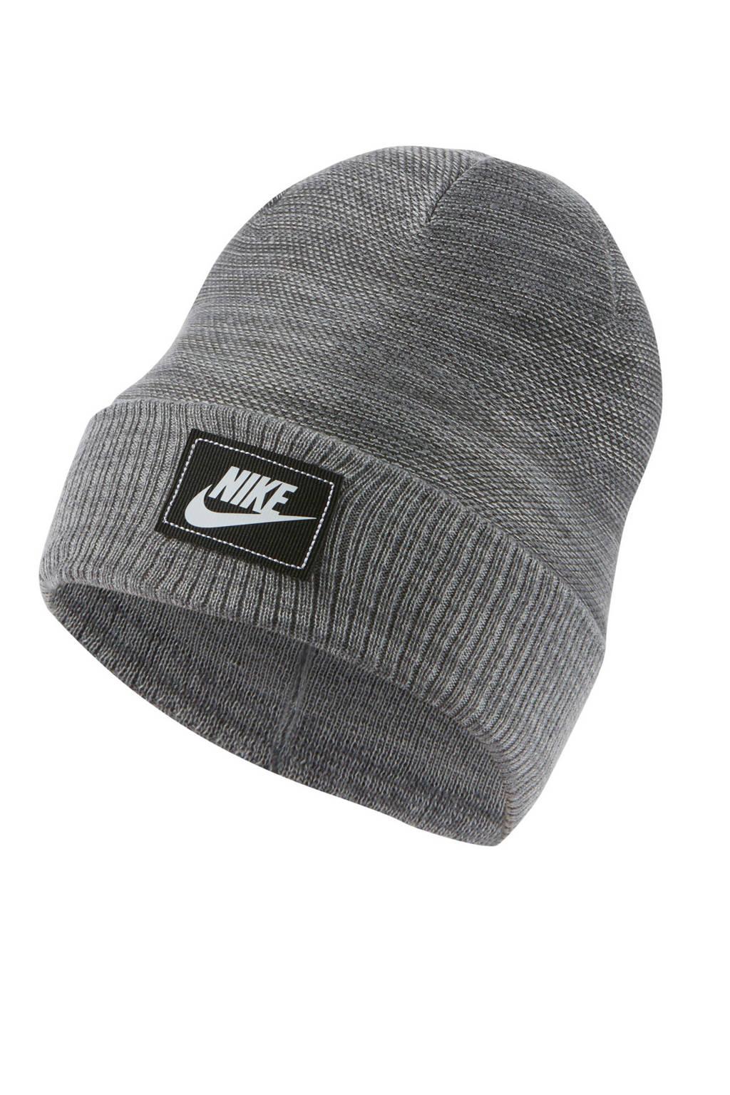 Nike muts grijs, Grijs