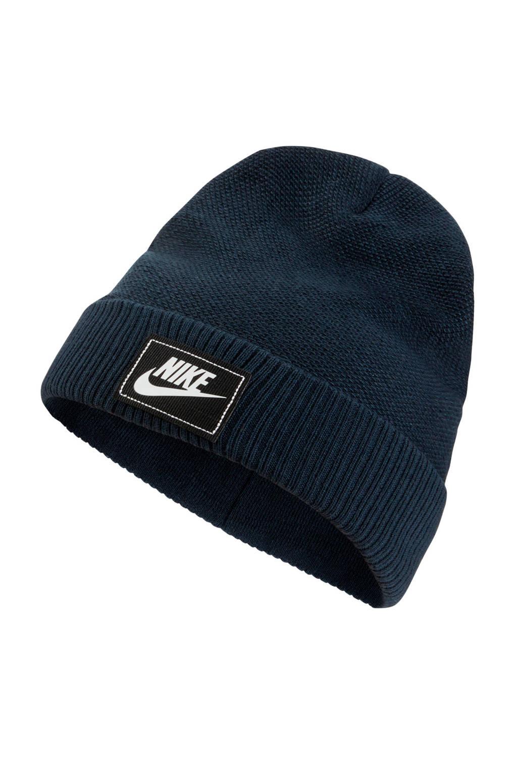 Nike muts donkerblauw, Donkerblauw