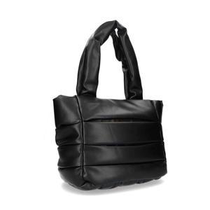 x Vivian Hoorn shopper zwart