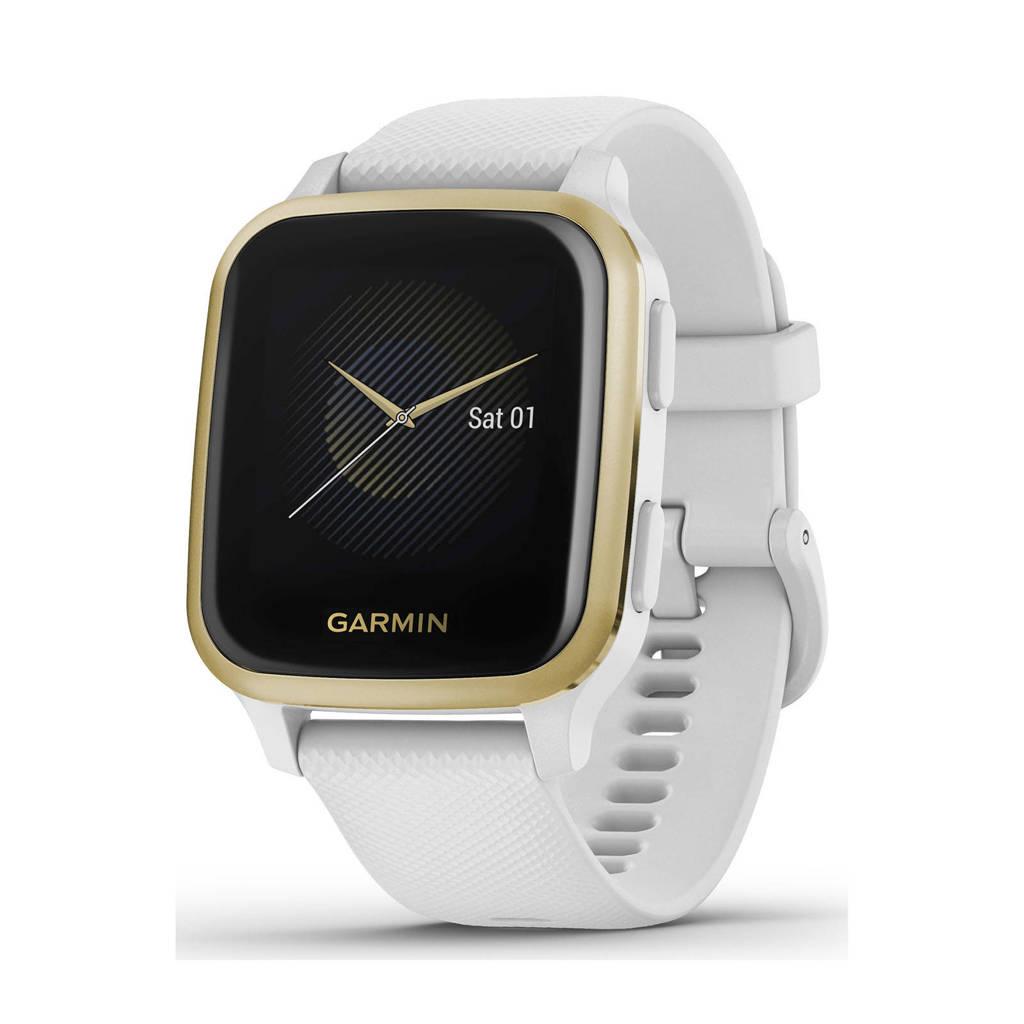 Garmin Venu SQ smartwatch (wit)