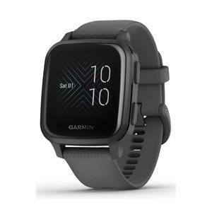Venu Sq smartwatch (zwart)