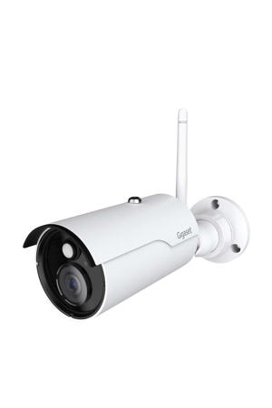 outdoor beveiligingscamera (wit)