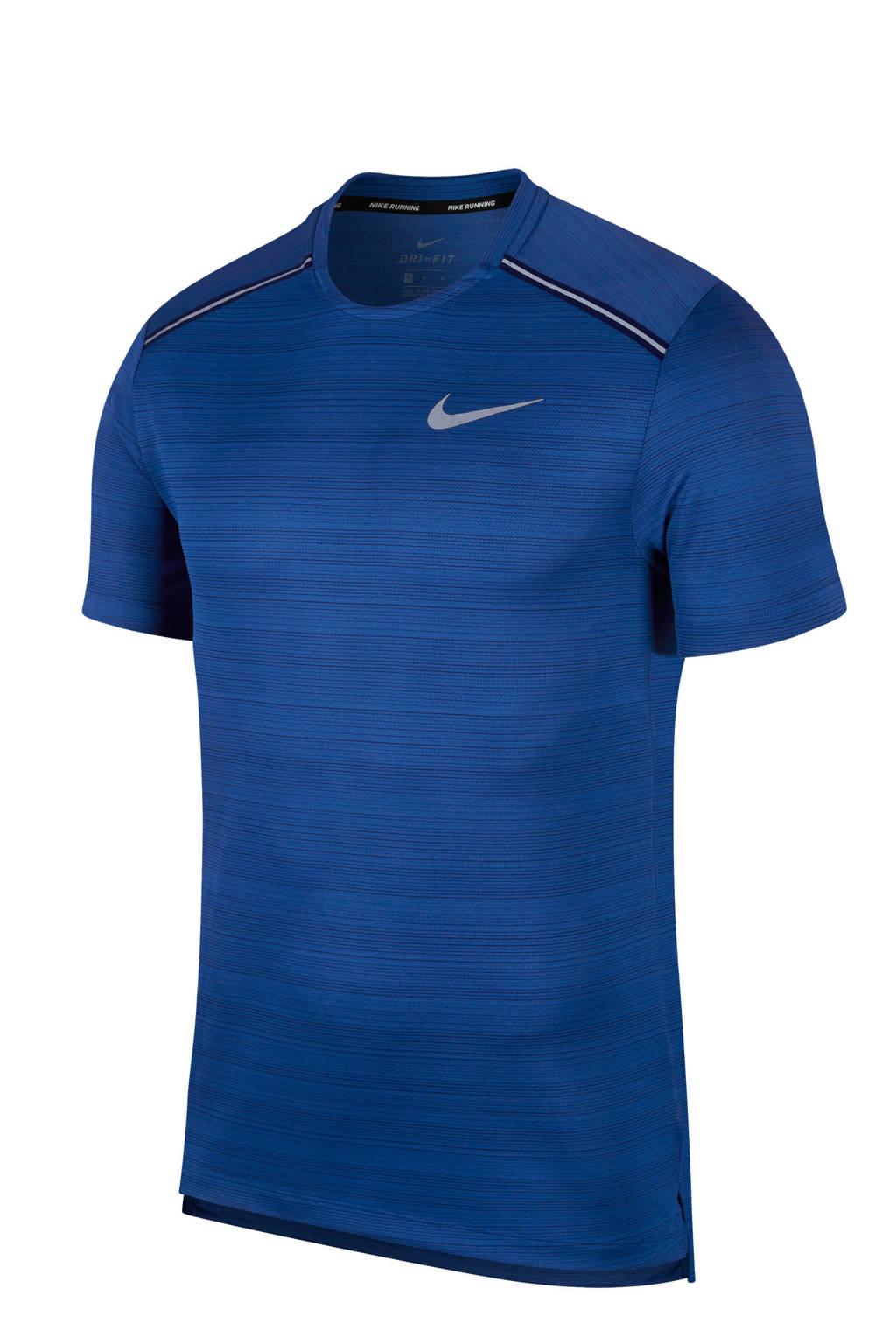 Nike   hardloopshirt blauw, Blauw