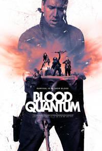 Blood Quantum  (DVD)