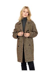 Soyaconcept coat Karla bruin, Bruin