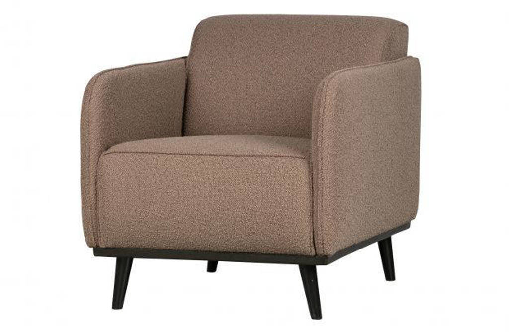 BePureHome fauteuil Statement, Nougat