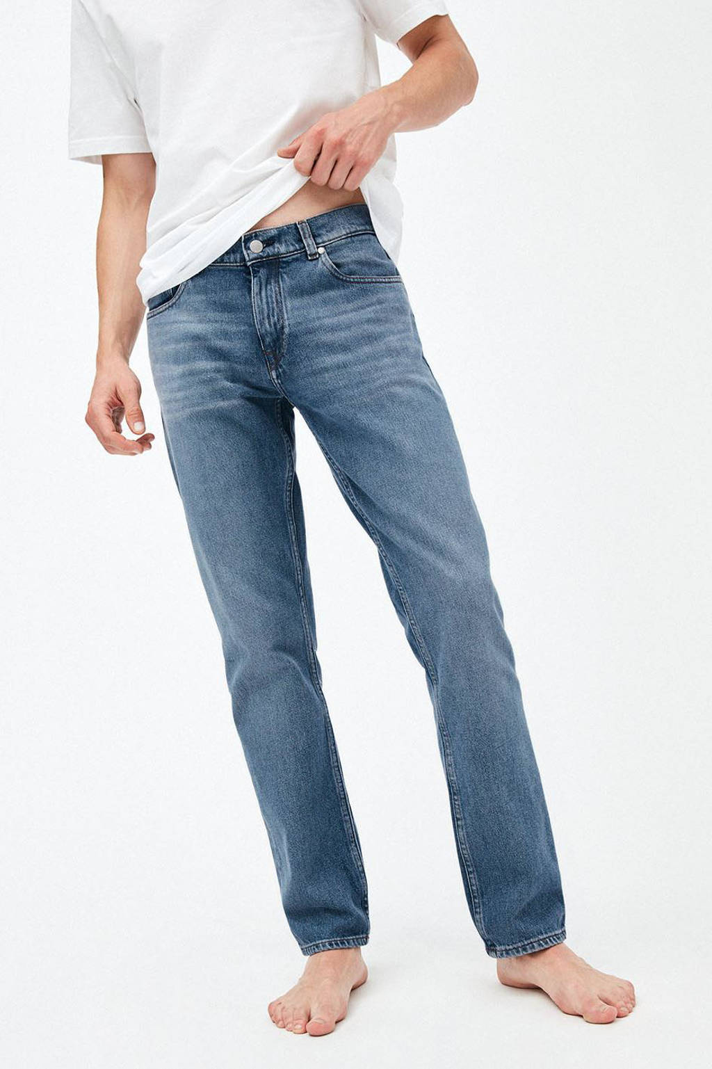 ARMEDANGELS regular fit jeans Dylaan light denim, Light denim
