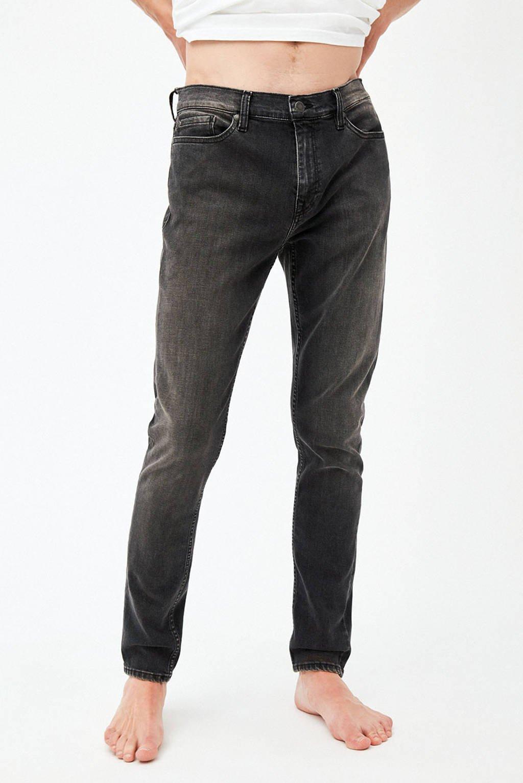 ARMEDANGELS iaan slim fit jeans zwart, Zwart