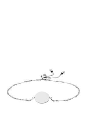 armband JClassic F03168040 zilver