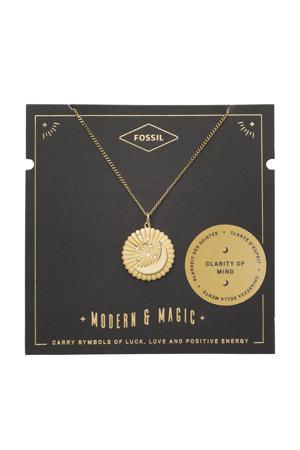 ketting Vintage Motifs JF03242710 goud