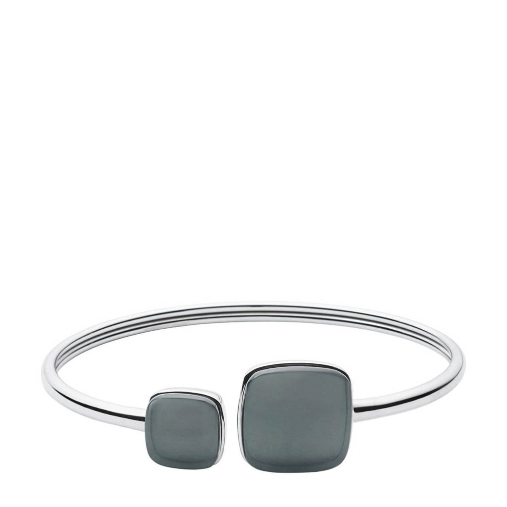 Skagen amband Sea Glass SKJ0870040 zilver, Zilver