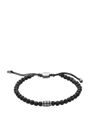 armband Vintage JF02887040 zwart