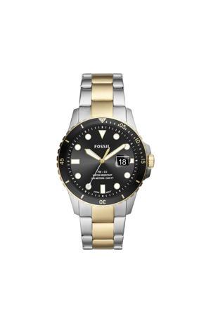 horloge  Fb-01 FS5653 goud/zilver