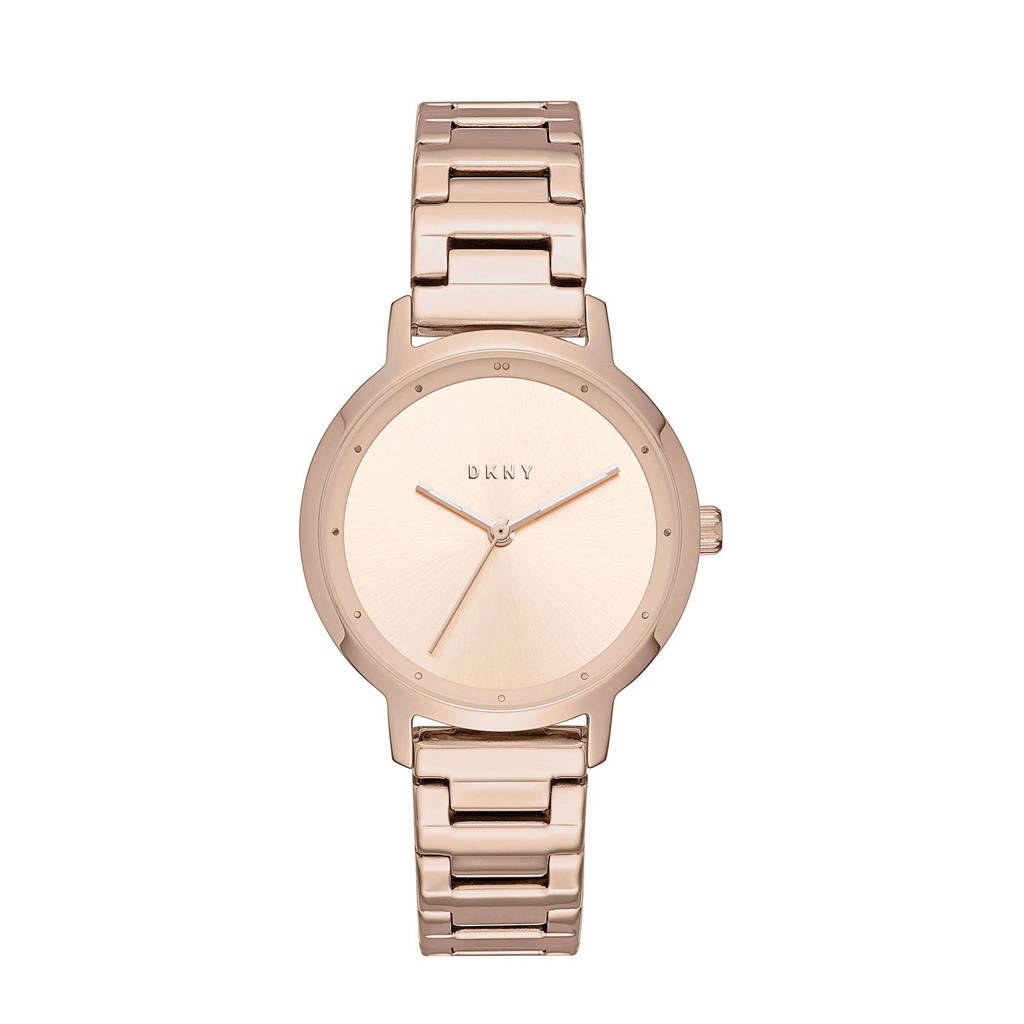 DKNY horloge The Modernist NY2637 rosé, Rosé