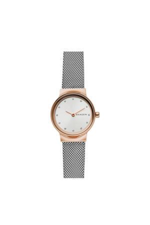 horloge Freja SKW2716 zilver