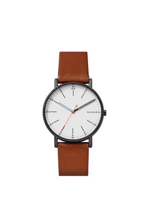 horloge Signatur SKW6374 bruin