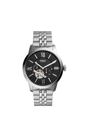 horloge Townsman ME3107 zilverkleur
